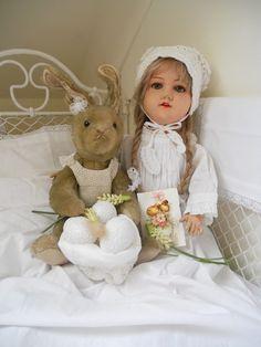 ~~Dolls & Bears~~: Bij deze wil ik iedereen heerlijke en fijne paasda...