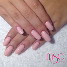 #nails #uñas #semilac #acrylicnails #acrylic #uñasacrilicas #pink #pinknails #babypink #mscnails