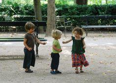 Lý do cha mẹ Pháp không bao giờ quát mắng con 1