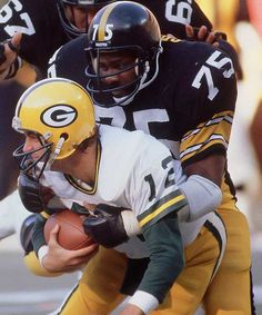 best defensive players in nfl history | hardest hitters in nfl history joe greene defensive tackle