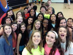 freshmen rally