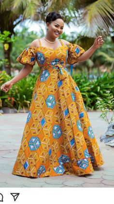 New Creative Ankara Gown Styles In Africa - Fashion Insider African Dresses For Kids, African Maxi Dresses, Latest African Fashion Dresses, African Attire, Ankara Fashion, Modern African Dresses, African Women Fashion, African Dresses Online, African American Fashion