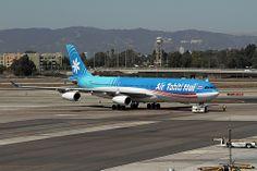 """Air Tahiti Nui, Airbus A340-300, """"Mangareva"""""""