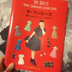 "I have got to get my hands on this book, ""The Dress"" by Tomoe Shinohara #sewingbook"