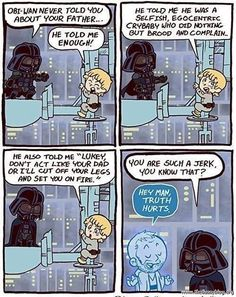 Star wars humor - Obi Wan is a troll. Description from pinterest.com. I searched for this on bing.com/images