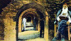 Ottoman, Landscape, Painting, Art, Dune, Romania, Art Background, Scenery, Painting Art