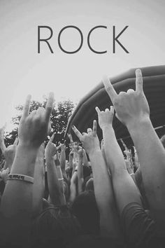 Rock #PrimerasVecesbyCyzone