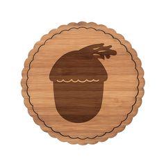Untersetzer Rundwelle Eichel aus Bambus  Coffee - Das Original von Mr. & Mrs. Panda.  Diese runden Untersetzer mit einer wunderschönen Wellenform sind ein besonderes Highlight auf jedem Esstisch. Jeder Gläser Untersetzer wurde mit viel Liebe handgefertigt und alle unsere Motive sind mit besonders viel Hingabe von unserer Designerin gestaltet worden.     Über unser Motiv Eichel  Eicheln sind essbar und an unseren heimischen Eichen-Bäumen zu finden. Auch in der Welt der Accessoires hat sich…