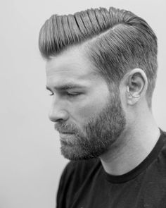 Best Haircuts For Men: Cool Short Hairstyles For Guys, Trendy Men's Hair Cuts and Styles Barber Haircuts, Cool Haircuts, Hairstyles Haircuts, Haircuts For Men, Medium Hairstyles, Popular Hairstyles, Wedding Hairstyles, Beard Haircut, Fade Haircut