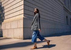 The Tabitha heeled mule has rodeo-inspired detailing at the toe, along with a higher coverage and angled heel for a cool update on the western trend. Sigerson Morrison, Rodeo, Heeled Mules, Westerns, Fall Winter, Inspired, Cool Stuff, Detail, Heels
