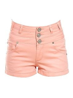 High waisted shorts fashion-favourites