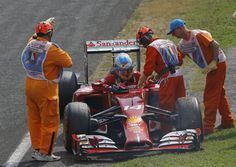 Ferrari's fall in F1 causing corporate concern - Yahoo News Philippines