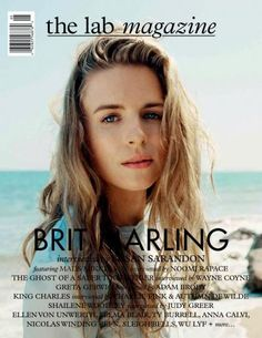 The Lab Magazine | Issue 06 | Double Cover Special | Brit Marling