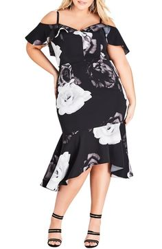 online shopping for City Chic Rose Shadows Sheath Dress (Plus Size) from top store. See new offer for City Chic Rose Shadows Sheath Dress (Plus Size) Trendy Plus Size, Plus Size Women, Plus Size Online Shopping, Latest Clothing Trends, Vacation Dresses, Review Dresses, City Chic, Holiday Dresses, Dress For You