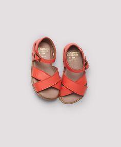 Pepe Palma Sandal Coral, 21, Caramel Baby & Child.