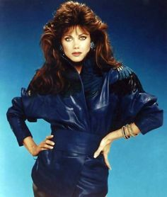 80s Fashion Shoulder Pads The hair shoulder pads