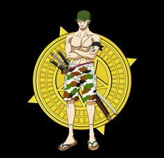 Roronoa Zoro    One Piece Movie Gold