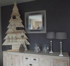 Met Kerstsfeer en landelijke stijl inrichten