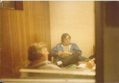 Pat and Kevin Redden. April 8, 1980.