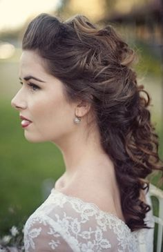 Old Fashioned Formal Hair