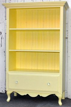 27 Ideas Furniture Makeover Bookcase Book Shelves B&; 27 Ideas Furniture Makeover Bookcase Book Shelves B&; Old Furniture, Refurbished Furniture, Repurposed Furniture, Furniture Projects, Furniture Making, Furniture Makeover, Painted Furniture, Diy Projects, Furniture Storage