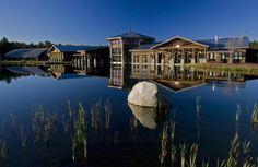The Wild Center, in the Adirondack Mountains of New York State