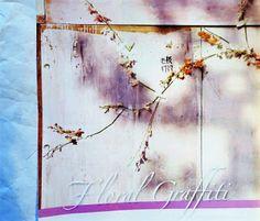 Digitale Bibliotheek: 28Dec16 Floral graffiti  Happinez inspiration     ...