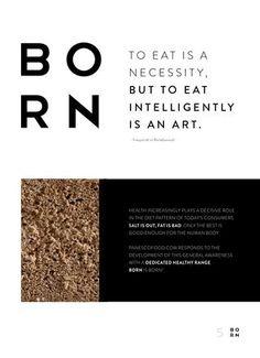 ISSUU - BORN Brochure ENG by Evelyne Sinnaeve
