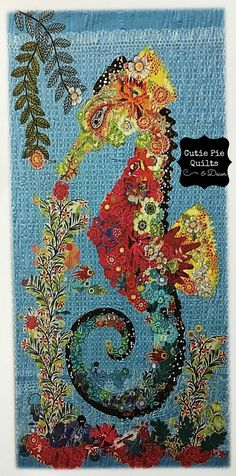 Quilt PatternEbba by Laura HeineCollage Quilt