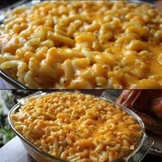 Linda's Macaroni and Cheese Recipe