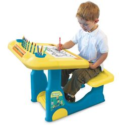 ToysRUs: Minions Sit & Play Creative Art Desk Just $14.99
