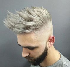#fashion # mensfashion # menswear # mensstyle #streetstyle # style #outfit #  mode homme # grooming # hair Asian Men Hairstyle, Cool Hairstyles For Men, Haircuts For Men, Diy Hairstyles, Asian Hairstyles, Hair Day, New Hair, Blonde Asian, Beard Haircut