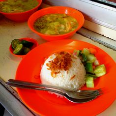 Soto tangkar #pasarbaru #jakarta #indonesia #food