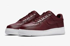 NikeLab releases more Air Force 1 colourways.