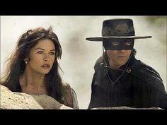 The Legend of Zorro 2005 Movie - Antonio Banderas & Catherine Zeta Jones