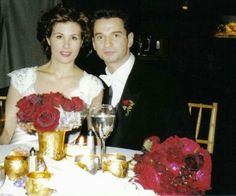 Dave and Jennifer - 14/02/1999 Wedding on Valentine's Day.