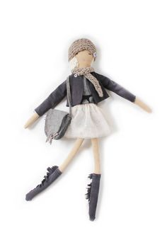 Clothing Package which is very flexible in how to style...  The Bäibi Dolls Clothing Package includes: - Jacket - Boots - T-Shirt with dog print - skirt - hairband - bag - beanie - scarf  Please note: The doll showen in the pictures is not included  BÄIBI is a registered trademark and copywritten. Registered Trademark, Print Skirt, Hair Band, Switzerland, Doll Clothes, Winter Hats, Beanie, Note, Fashion Outfits