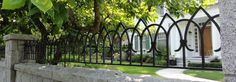At Iron Age Manufacturing Ltd, we create customized metal works, gates, residential fences, railings & more. Call us in Vancouver for more details. We Can Do It, Iron Age, Metal Fabrication, Trivia, Vancouver, Sidewalk, Rest, Challenge, Technology