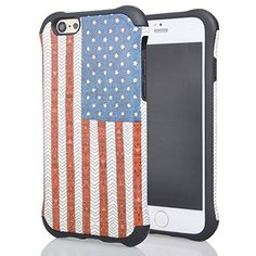 4th of July!!! But needs bling so still looking iPhone 6 Case, iPhone 6 4.7 inch New Case with US Flag Pattern, Magicsky 2 in 1 Slim Fit Dual Layer Shockproof Case Cover Protector for iPhone 6 (2014 version), 1 Pack, (Black) MagicSky http://www.amazon.com/dp/B00OHHMA50/ref=cm_sw_r_pi_dp_ZxzPub1DR560H