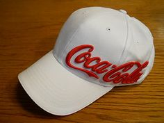 Meu boné oficial da Coca-Cola.