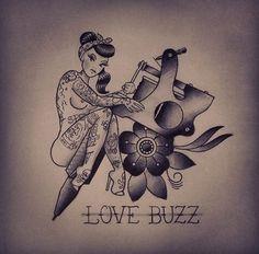 Love pin up girls Pin Up Girl Tattoo, Pin Up Tattoos, Mom Tattoos, Body Art Tattoos, Tattoo Drawings, Hand Tattoos, Flash Art Tattoos, Traditional Tattoo Design, Traditional Tattoo Flash