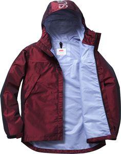 Agrar, Forst & Kommune Blouson Nevada Schwarz Rot Outstanding Features Kleidung