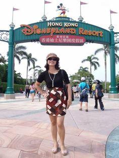 Disneyland , Hongkong