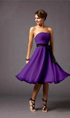 Purple Bridesmaid Dresses Bridesmaid Dresses