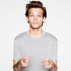 "Louis for their new fragrance ""Between Us"""
