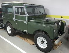 Land Rover Serie 1, Land Rover Defender, Range Rover Sport, Land Rovers, Station Wagon, Offroad, Volkswagen, Jeep, Classic Cars