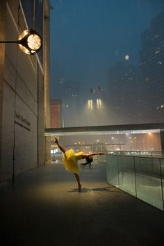 Dancers Among Us, Lincon Center  - Parisa Khobdeh by Jordan Matter - http://www.dancersamongus.com/