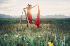 The Breeze Keeper | Creative Portrait | Taylor English Photography