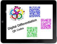 Digital Differentiation - QR Codes on the iPad