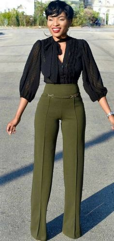 63 Ideas For Fashion Model Outfit Inspiration Work Fashion, Trendy Fashion, Fashion Models, Fashion Looks, Fashion 2018, Fashion Fashion, Fashion Trends, Black Fashion Bloggers, Black Women Fashion